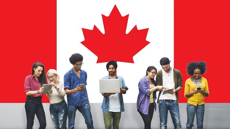 نمره ی آیلتس برای مهاجرت به کانادا